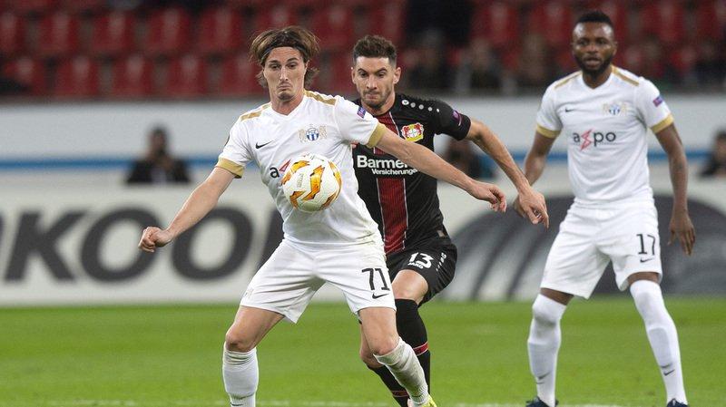 Malgré sa défaite 1-0 face à Leverkusen jeudi soir, le FC Zurich obtient son ticket pour les 16e de finale de l'Europa League.
