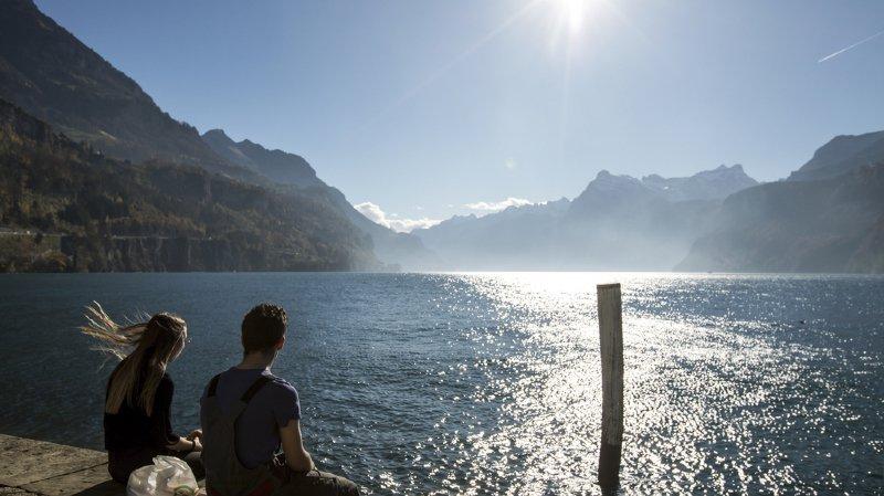 Le climat en Suisse va être plus sec et plus chaud selon les scénarios des experts