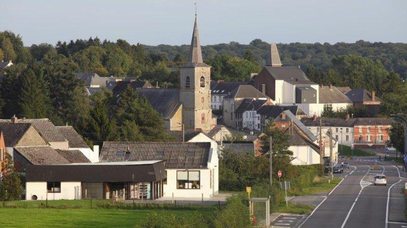 Cette morbide affaire s'est déroulée près de Sivry-Rance, en Belgique.