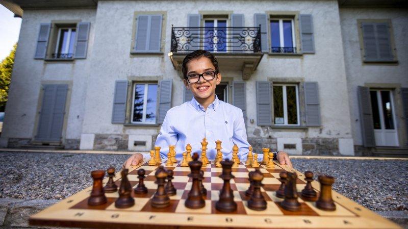 Un jeune Nyonnais participe aux championnats du monde d'échecs