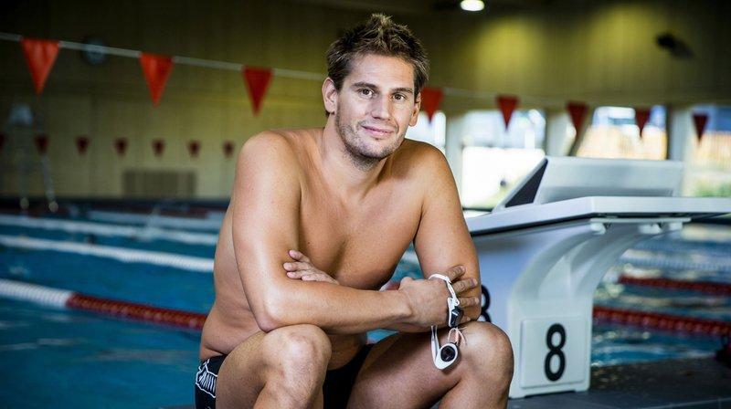 Julien Baillod, l'homme qui nage deux marathons en 24heures