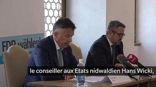 Candidatures pour succéder à Johann Schneider-Ammann officiellement bouclées