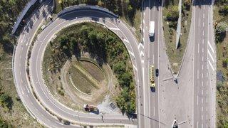Transports: deux fois plus de trajets parcourus par les Suisses depuis 1970