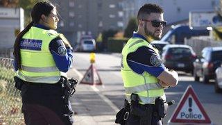 Opération de police dans un squat au Mont-sur-Lausanne: 5 personnes interpellées