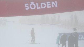 Ski alpin - Coupe du monde à Sölden: le géant messieurs annulé
