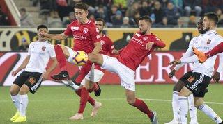 Football – Super League: Thoune renverse Bâle en deuxième mi-temps, Lucerne s'impose facilement à Lugano