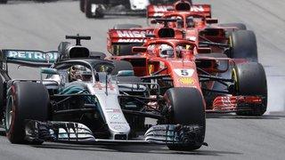 Grand Prix du Brésil: la victoire de Lewis Hamilton offre le titre constructeurs à Mercedes.