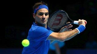 Mal en point, Federer relativise  sa défaite avant d'affronter Thiem