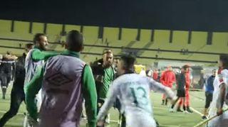 Football: plus de 80 blessés lors d'un match en Algérie