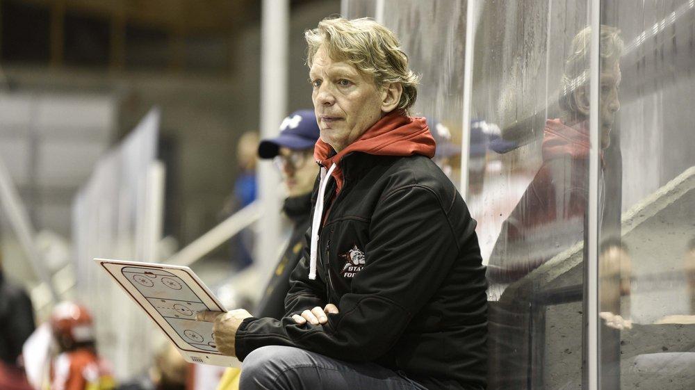 Christian Ponti a joué le rôle de coach intérimaire durant près de deux mois.