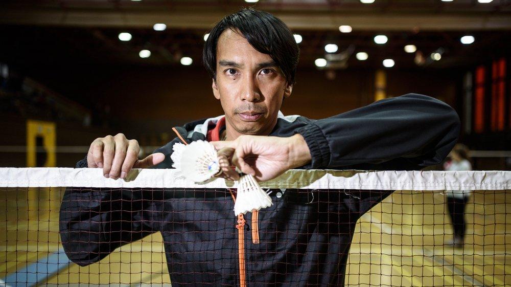 Hào Phan Thanh a peu à peu lâché les volants de badminton pour gérer les coulisses du club.