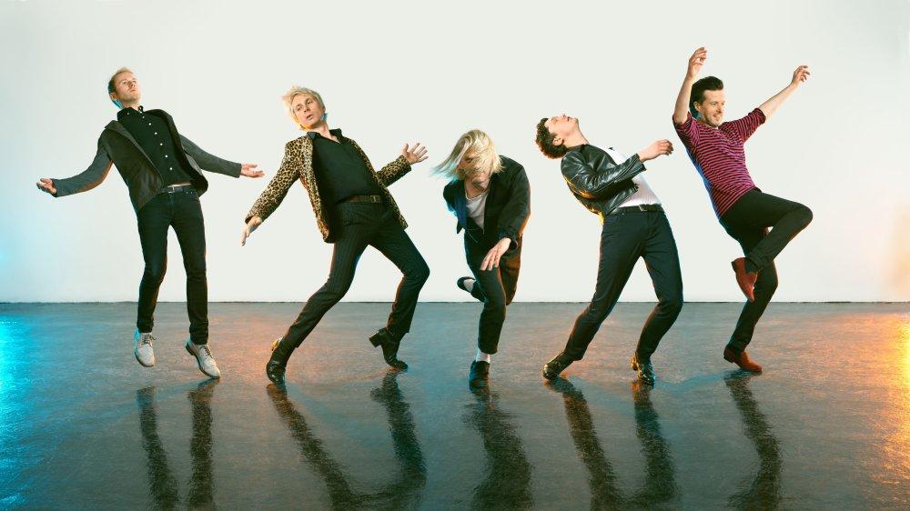 Le groupe écossais Franz Ferdinand sera l'une des têtes d'affiche 2019 du festival.