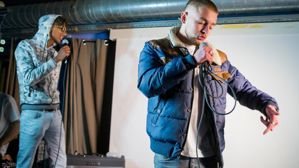 Le groupe de rap ALG Crew sera l'une des formations de jeunes artistes de la région à se produire sur scène.
