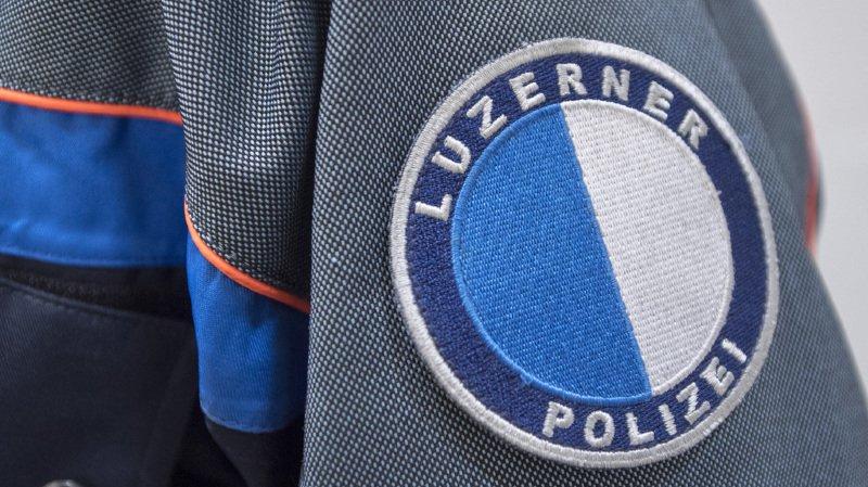 Lucerne: un blessé par balle dans le braquage d'un bar