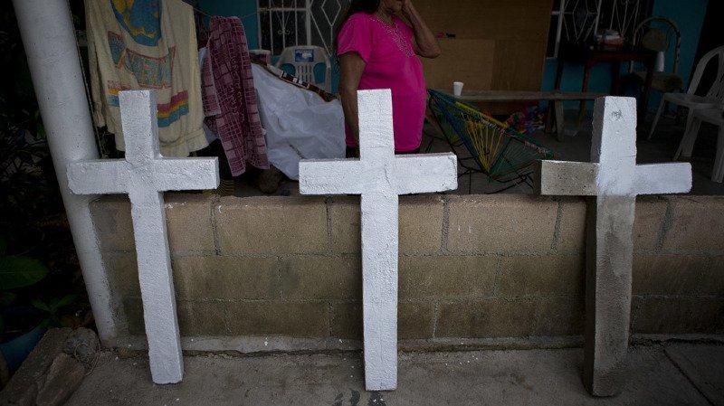L'Amérique latine est la seule région au monde où les homicides représentent la principale cause de mortalité. (illustration)