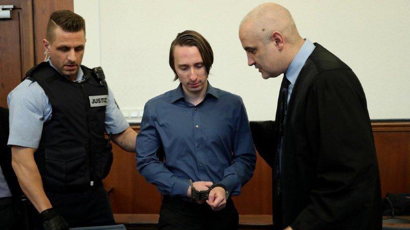 Sergej W. encourait une peine de prison à perpétuité.