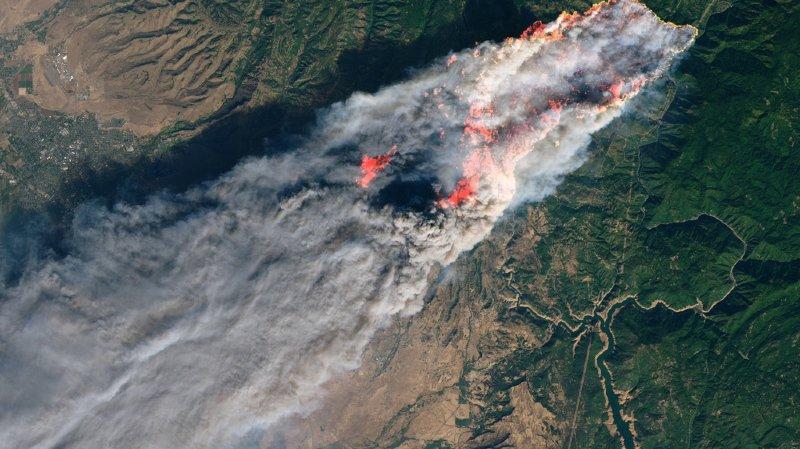 Californie: le bilan de l'incendie Camp Fire passe à 76 morts