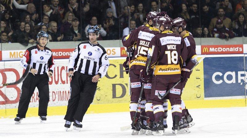 Hockey – National League: Genève retrouve son punch et domine Fribourg 5-0