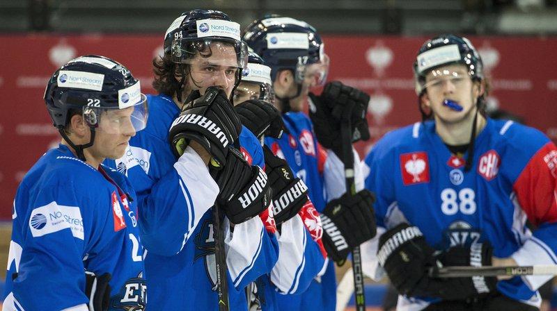 Hockey - Champions League: les quatre clubs suisses éliminés