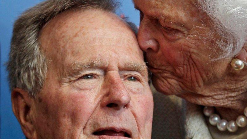 Obsèques nationales pour George Bush père