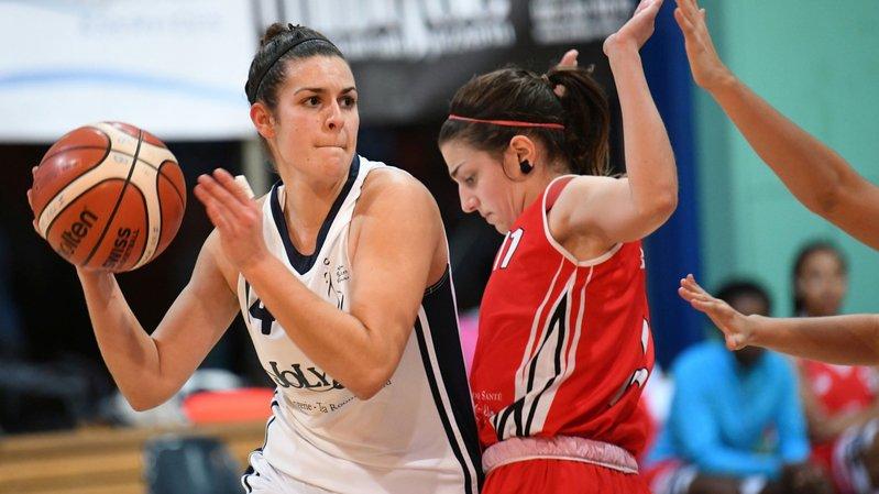 Contre Sion, le Nyon Basket Féminin a poursuivi son cavalier seul