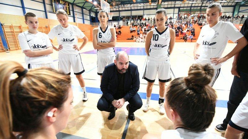 Le Nyon Basket Féminin enchaîne à Martigny