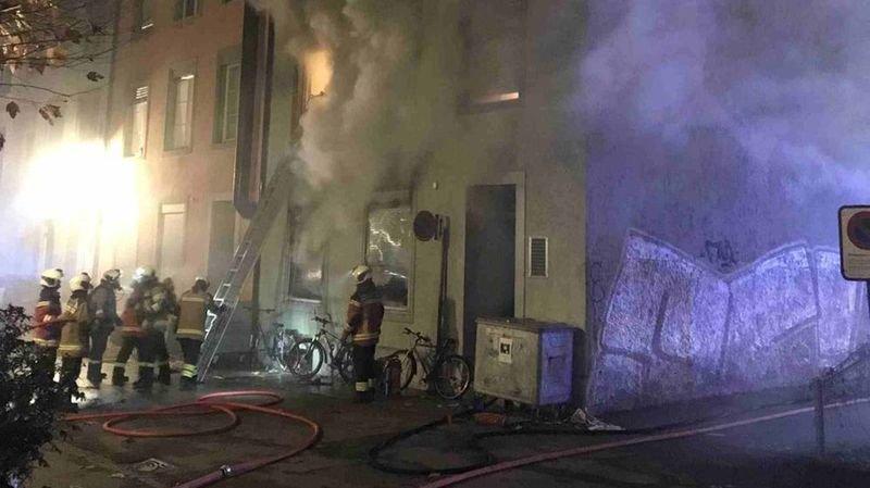 Soleure: six morts dans l'incendie d'un immeuble