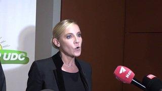 L'UDC soutient Heidi Z'graggen