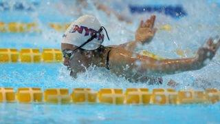 La plus jeune médaillée des Championnats suisses est nyonnaise