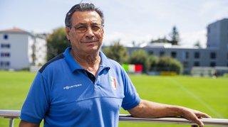 Giovanni Alessandro, président d'Italia Nyon: «On me tire dans les pattes»