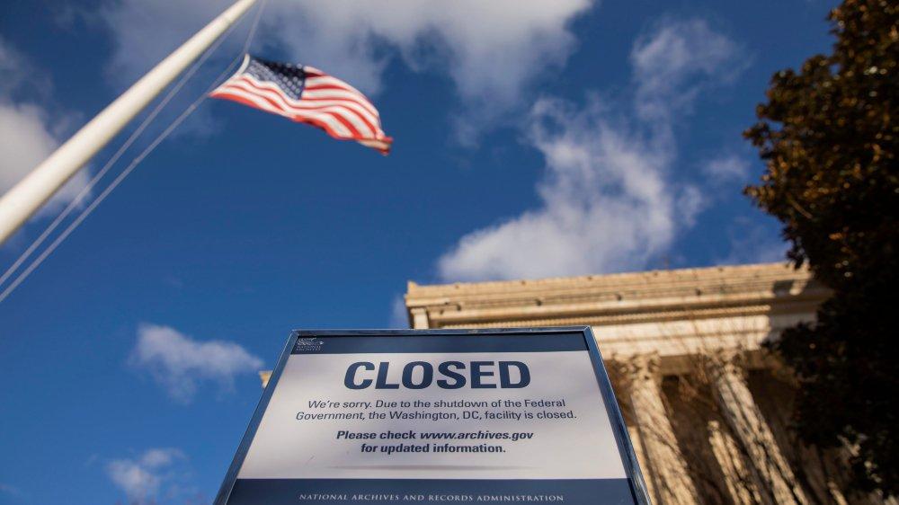 Long «shutdown» en vue aux Etats-Unis