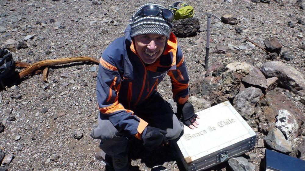 Il ne reste désormais plus que dix sommets à gravir pour arriver au bout du défi que Daniel Perler s'est lancé il y a six ans.