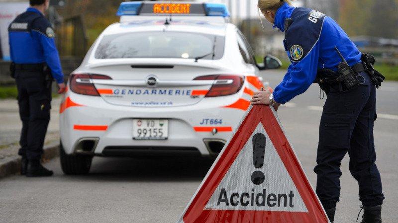 L'accident a eu lieu vendredi matin. Les blessures des enfants ne semblent pas graves (illustration).