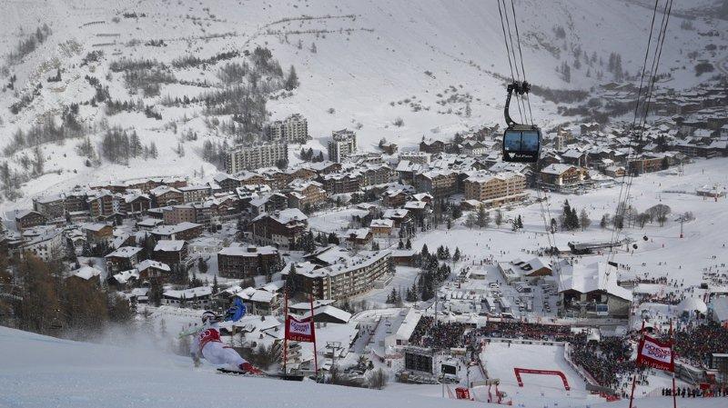 Ski alpin - Coupe du monde: le slalom de Val d'Isère annulé en raison de rafales de vent