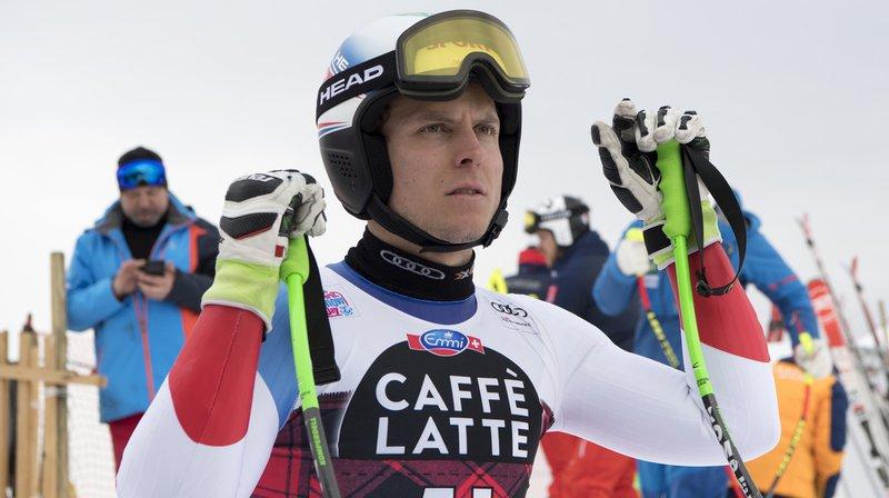 Ralph Weber revient en Suisse pour des examens complémentaires.