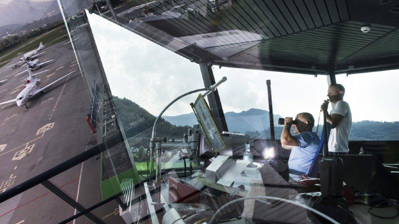 Aéroport de Zurich: trafic aérien perturbé suite à la condamnation d'un aiguilleur du ciel