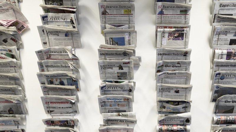 Petit tour d'horizon des principaux titres de la presse dominicale (illustration).