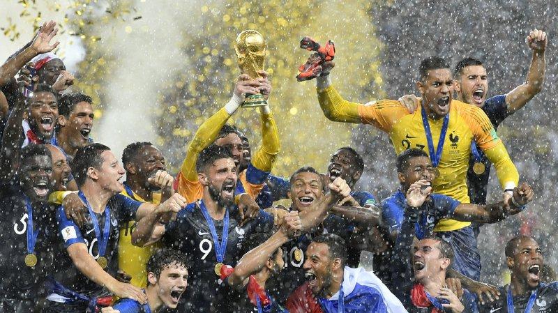 Plus de la moitié de la planète s'est intéressée à la Coupe du monde de football cette année.