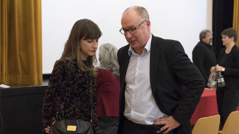 Vaud: des questions sur les contrats de Rebecca Ruiz, candidate à la succession de Pierre-Yves Maillard