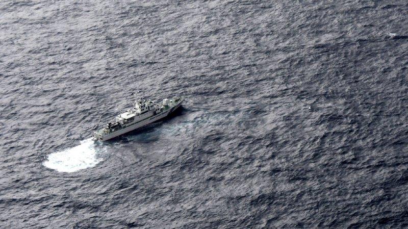 Etats-Unis: deux avions de l'armée se percutent, cinq disparus