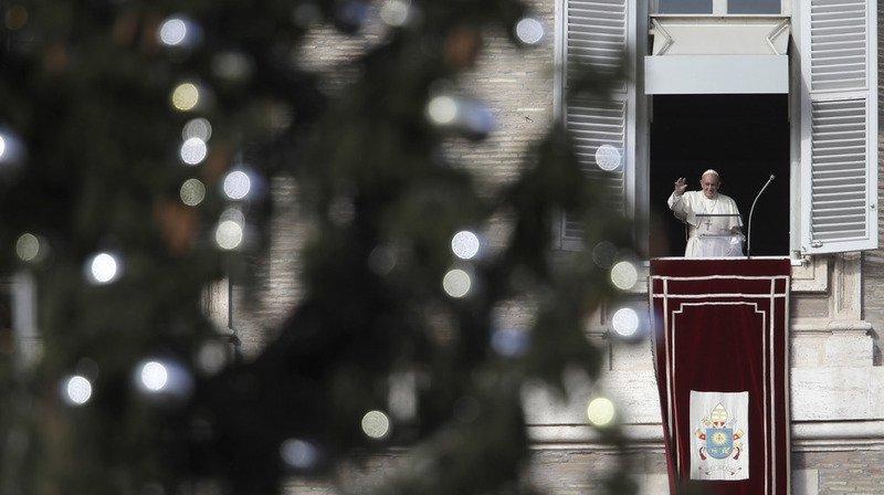 Le pape s'est exprimé sur les abus sexuels à l'occasion de ses vœux annuels.