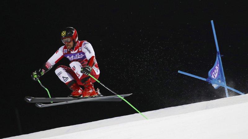 Marcel Hirscher a remporté le géant parallèle d'Alta Badia.