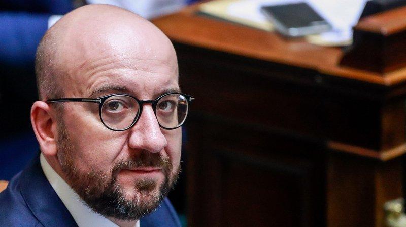 Le Premier ministre belge Charles Michel a annoncé sa démission mardi soir. Il dirigeait le gouvernement depuis 2014.