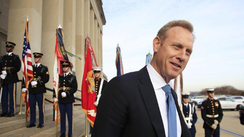 Patrick Shanahan occupe le poste d'adjoint au Pentagone depuis juillet 2017.