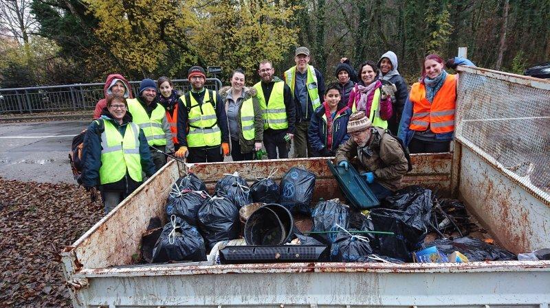 Nyon et région: l'association Sol à tous-Tous au sol ramasse toujours autant de déchets