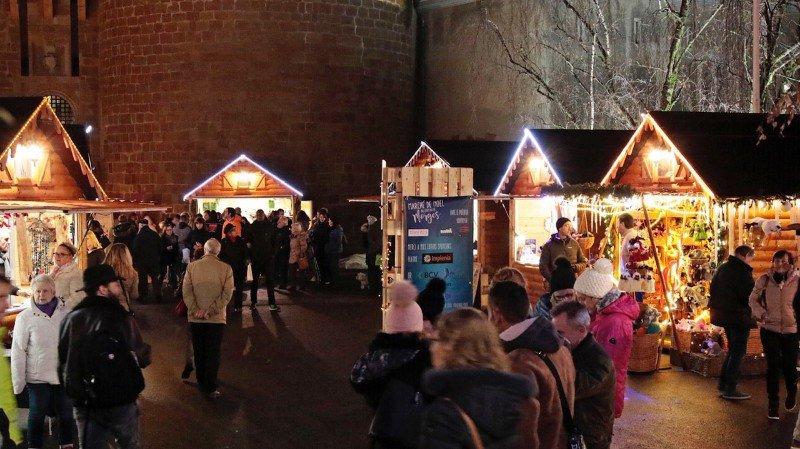 Morges: à peine lancé, le marché de Noël est déjà un succès