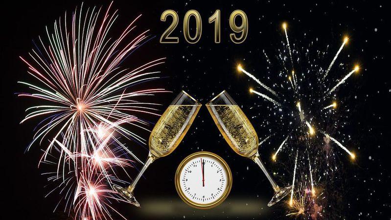 Il n'y a pas que le champagne et les feux d'artifice pour fêter la nouvelle année. Les façons de la célébrer diffèrent de par le monde.