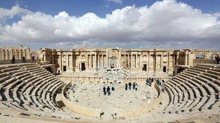 Syrie: Damas accuse la coalition de «fouilles archéologiques illégales»