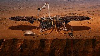 Espace: les humains peuvent écouter le vent de Mars pour la première fois