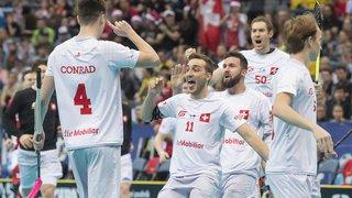Unihockey - Mondial: l'équipe de Suisse a décroché le bronze à Prague